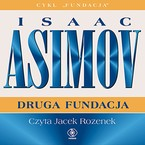 Druga Fundacja Isaac Asimov - audiobook mp3