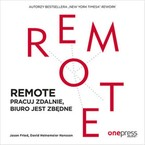 REMOTE Jason Fried - audiobook mp3
