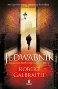Jedwabnik Robert Galbraith - ebook mobi, epub