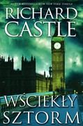 Wściekły sztorm Richard Castle - ebook mobi, epub