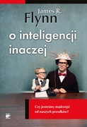 O inteligencji inaczej James R. Flynn - ebook epub, mobi