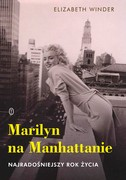 Marilyn na Manhattanie Elizabeth Winder - ebook epub, mobi