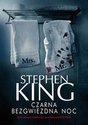 Czarna bezgwiezdna noc Stephen King - ebook mobi, epub