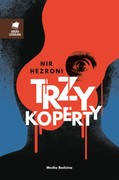 Trzy koperty Nir Hezroni - ebook epub, mobi