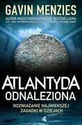 Atlantyda odnaleziona Gavin Menzies - ebook mobi, epub
