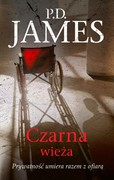 Czarna wieża P.D. James - ebook mobi, epub