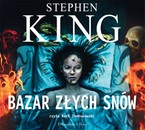 Bazar złych snów Stephen King - audiobook mp3
