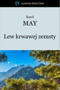 Lew krwawej zemsty Karol May - ebook epub, mobi