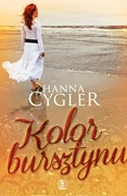 Kolor bursztynu Hanna Cygler - ebook epub, mobi