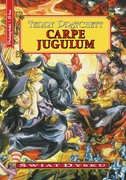 Carpe jugulum Terry Pratchett - ebook mobi, epub