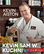 Kevin sam w... kuchni Kevin Aiston - ebook epub, mobi