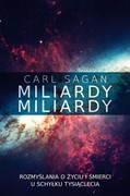 Miliardy, miliardy Carl Sagan - ebook epub, mobi