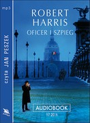 Oficer i szpieg Robert Harris - audiobook mp3