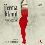 Ferma blond Piotr Adamczyk - audiobook mp3