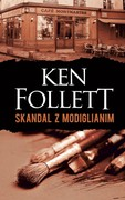 Skandal z Modiglianim Ken Follett - ebook epub, mobi