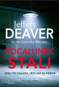 Pocałunek stali Jeffery Deaver - ebook epub, mobi