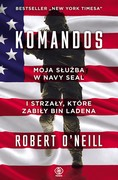 Komandos Robert O'Neill - ebook mobi, epub