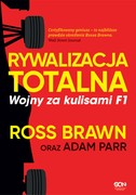 Rywalizacja totalna Ross Brawn - ebook epub, mobi
