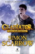 Gladiator: Syn Spartakusa Simon Scarrow - ebook epub, mobi