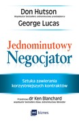 Jednominutowy Negocjator Don Hutson - ebook mobi, epub