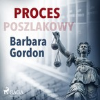 Proces poszlakowy Barbara Gordon - audiobook mp3
