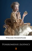 Poskromienie złośnicy William Shakespeare - ebook mobi, epub