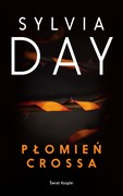 Płomień Crossa Sylvia Day - ebook mobi, epub