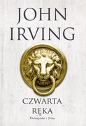 Czwarta ręka John Irving - ebook mobi, epub