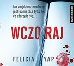 Wczoraj Felicia Yap - audiobook mp3