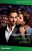 Zakochany playboy Jennifer Hayward - ebook epub, mobi