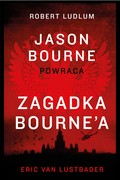 Zagadka Bourne'a Robert Ludlum - ebook mobi, epub
