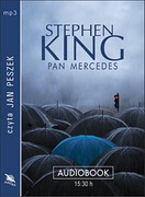Pan Mercedes Stephen King - audiobook mp3