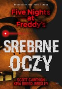 Srebrne oczy Scott Cawthon - ebook epub, mobi