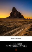 The Light of Western Stars Pearl Zane Grey - ebook mobi, epub
