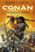 Conan i skrwawiona korona Robert E. Howard - ebook epub, mobi