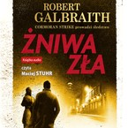 Żniwa zła Robert Galbraith (J. K. Rowling) - audiobook mp3