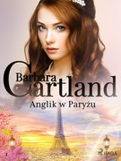 Anglik w Paryżu Barbara Cartland - ebook epub, mobi