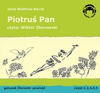 Piotruś Pan James Matthew Barrie - audiobook mp3