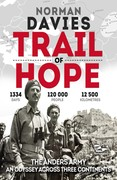 Trail of Hope Norman Davies - ebook epub, mobi