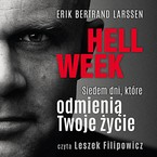 Hell week Erik Bertrand Larssen - audiobook mp3