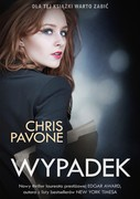 Wypadek Chris Pavone - ebook epub, mobi