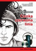 Cienka czerwona linia Jones James - audiobook mp3