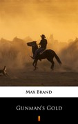Gunman's Gold Max Brand - ebook epub, mobi