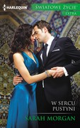 W sercu pustyni Sarah Morgan - ebook mobi, epub
