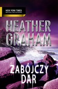 Zabójczy dar Heather Graham - ebook mobi, epub
