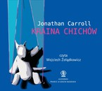 Kraina chichów Jonathan Carroll - audiobook mp3