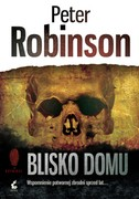 Blisko domu Peter Robinson - ebook mobi, epub