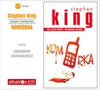 Komórka Stephen King - audiobook mp3
