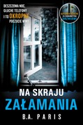 Na skraju załamania B.A. Paris - ebook epub, mobi