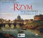 Rzym Bożena Fabiani - audiobook mp3